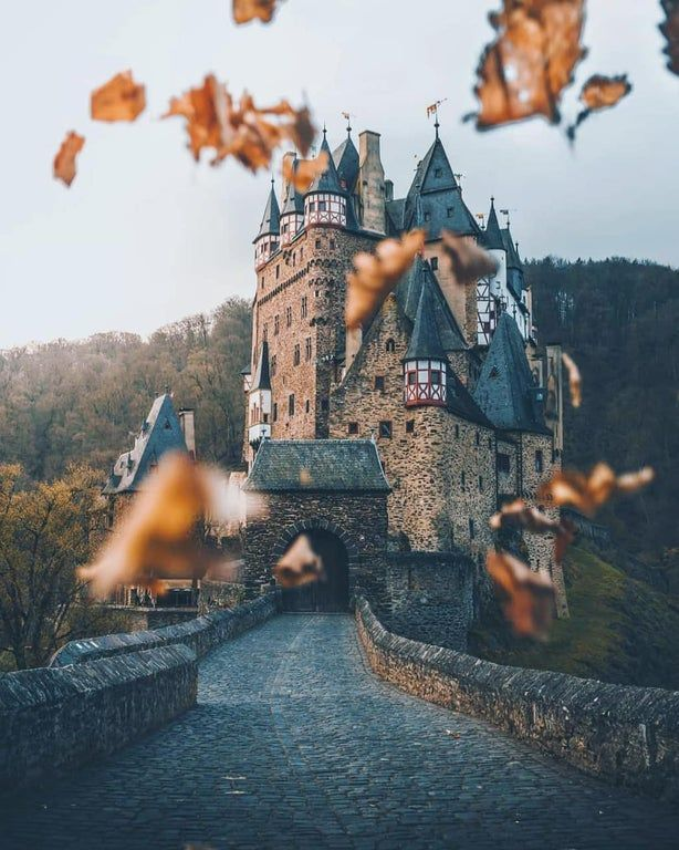 Burg Eltz Castle Wierschem Germany Castles Travel Photography Burg Eltz Castle Amazing Destinations