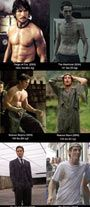The many bodies of Christian Bale