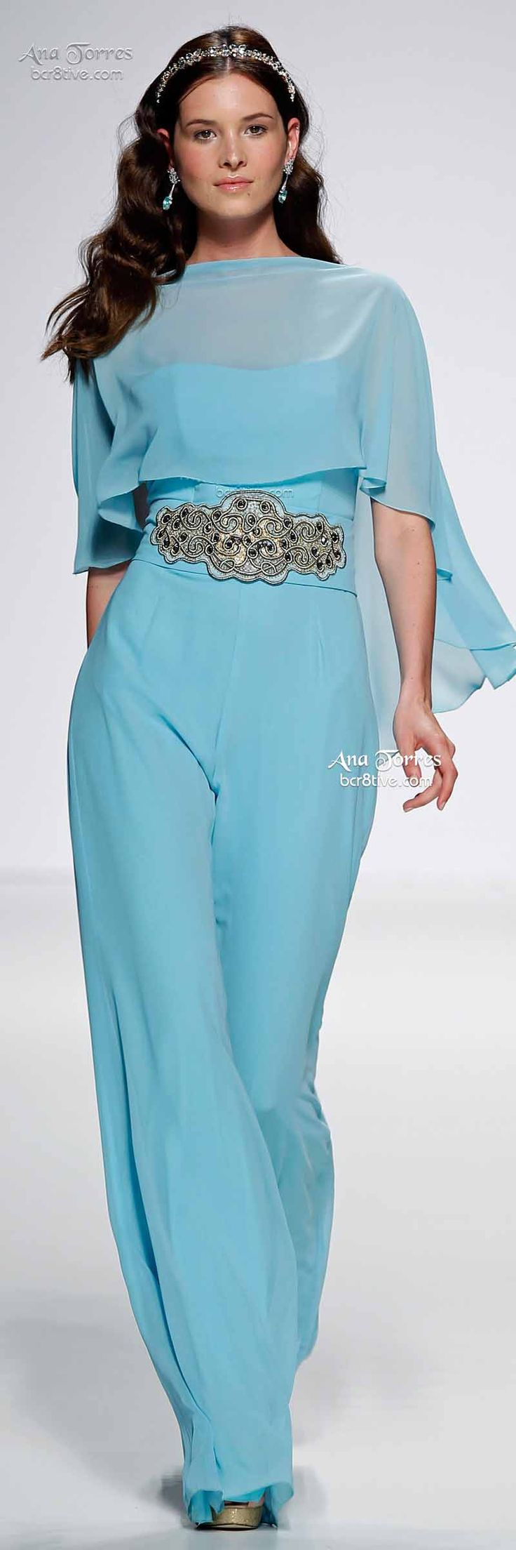 Ana Torres: Barcelona Bridal Week Spring 2015