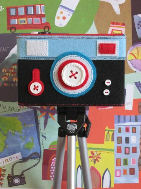 felt camera cases