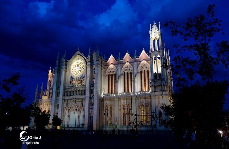 Santuario Expiatorio del Sagrado Corazón de Jesús, León, Gto, México