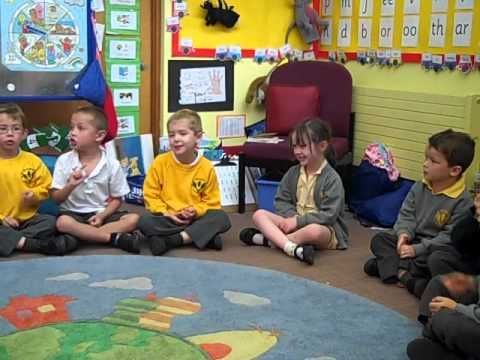 Foundation Stage Signing songs with Makaton. What's your favourite colour? Great fun for all kids!