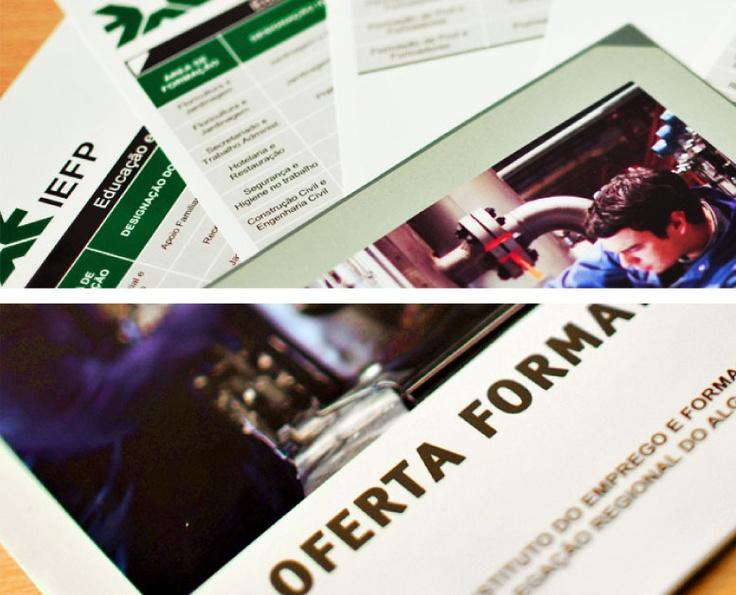 Brochura - IEFP
