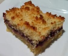 Recipe Easy Raspberry & Coconut Slice by AMellow - Recipe of category Baking - sweet