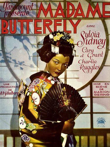 deroli:  Sylvia Sidney Madame Butterfly (via Chickeyonthego)