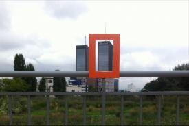 """Parcours libre """"Cherchez le cadre"""" dans le 20ème arrondissement. CAUE de Paris - septembre 2013"""
