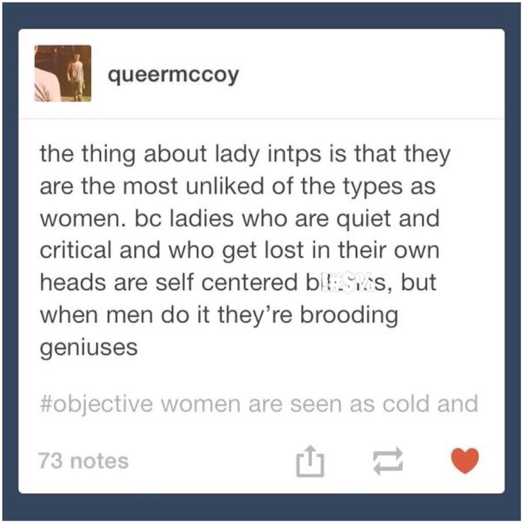 Intp females brooding