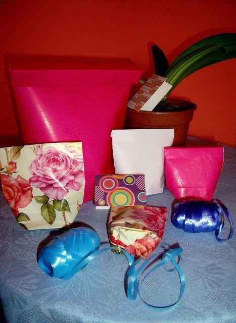 Paczka prezentowa   #lubietworzyc #DIY #handmade #howto  #instruction #instrukcja #jakzrobic #krokpokroku #paczkaprezentowa #prezent #gift #present #presentbag #giftbag