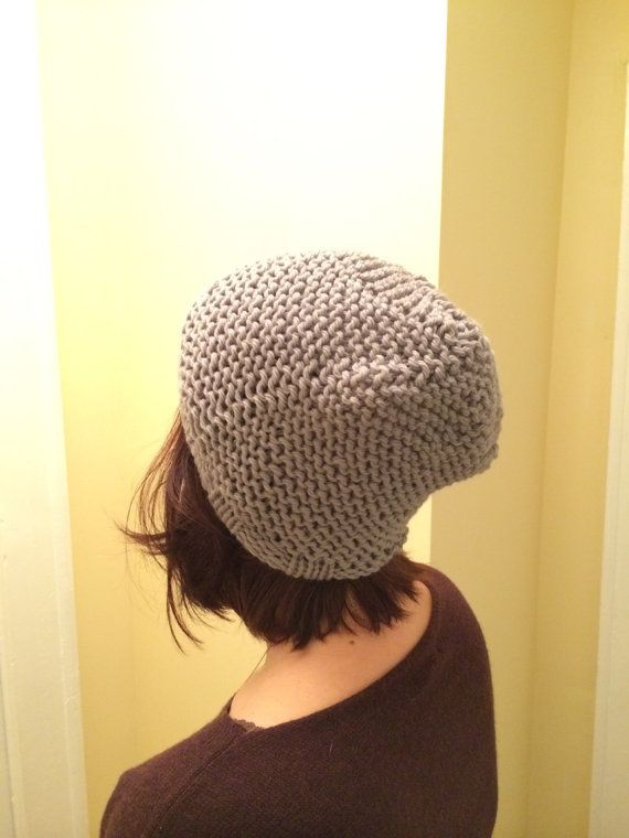 Super Squishy Hat Free Shipping  by KnittedWool on Etsy $35