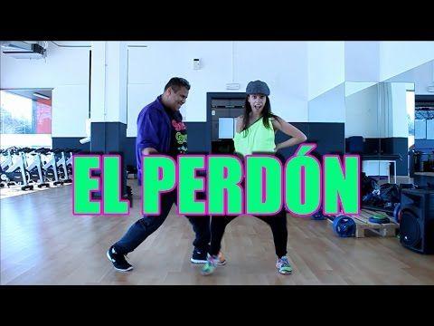 El perdón - Nicky Jam y Enrique Iglesias / Zumba® con G' Dance - YouTube