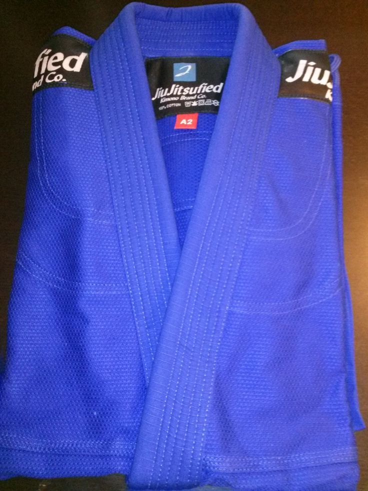 Offered for sale, this JiuJitsufied Kimono Brand BJJ Gi. Compare with the most expensive BJJ kimonos/ Gis on the market today! Don't miss your opportunity to own one of the finest BJJ kimonos of the m