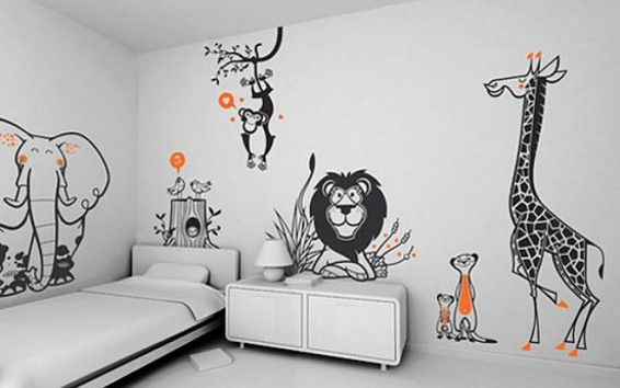 Removable Wall Graphics | Kids | Childrens bedroom wallpaper ...