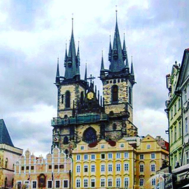 I can't decide if Prague is more fun or more beautiful to visit but I enjoyed my time in this amazing place! #travel #photography #nature #photo #vacation #photooftheday #adventure #landscape