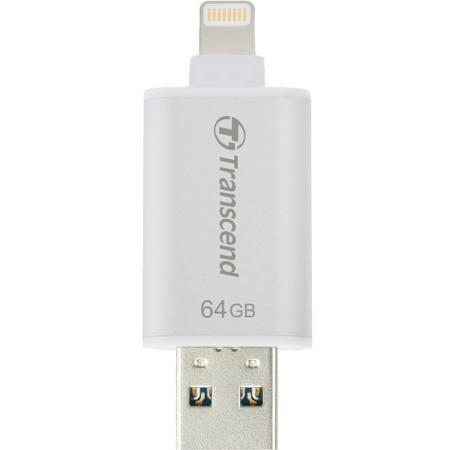 Transcend JetDrive Go 300S TS64GJDG300S  — 3950 руб. —  Вам не хватает емкости встроенной памяти вашего iPhone или iPad? Флэш-накопитель Transcend JetDrive Go 300 Lightning/USB 3.1 позволит расширить емкость встроенной памяти вашего iPhone, iPad или iPod. Эксклюзивное мобильное приложение JetDrive Go для iOS, помогает владельцам накопителей JetDrive Go 300 с легкостью искать, перемещать и выполнять резервное копирование фотографий и видео.  Приходилось ли вам видеть сообщение…