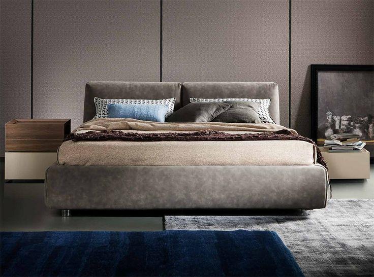 Rossetto Vintage Platform Bed - $1,759.00