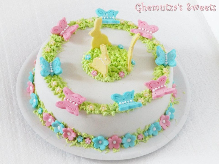 Ghemutza's Sweets: Tort Easter Bunny