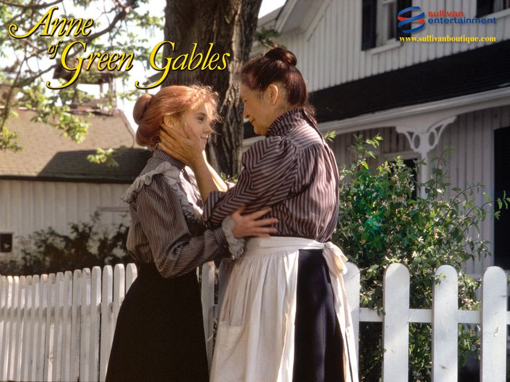 Anne of Green Gables - one of my FAVORITE books and movies.