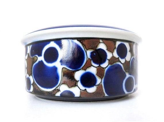 Vintage // Arabia of Finland // Saara bowl by VintageDanishDesign, €65.00