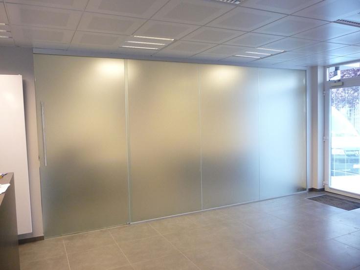 Oplossingen - Glazen scheidingswanden | Interieurglas
