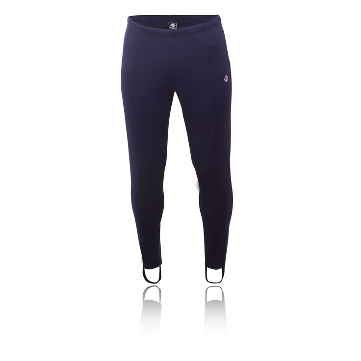 Ronhill Classic GT Trackster Running Pants - Small - Blue. Exertec 100 - Tough, lightweight and with 4 way stretch, this is an incredibly comfortable and soft running fabric that won't distract you while running. Durable Fabric - Hard wearing fabric for long-lasting use. Lightweight And Breathability - Great breathability and good air flow keeping your feet dry during training. Foot Stirrups - To keep the trackster in place and stop them riding up. Flat Bonidex Waistband - With shoelace…