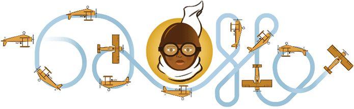 125º aniversario del nacimiento de Bessie Coleman