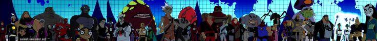 madmod | Brotherhood of Evil - Teen Titans Wiki - Robin, Starfire, Raven