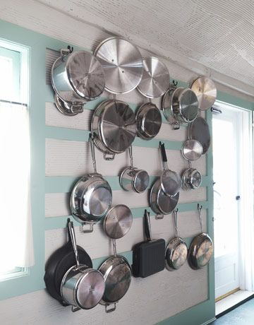 Kitchen Storage Ideas For Pots And Pans 20 best pots & pans storage ideas images on pinterest | kitchen