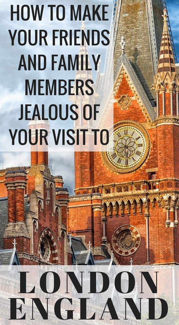 How to make your friends and family members jealous of your visit to London England. Our insiders travel guide to London will give you the tips and hints to plan the ultimate vacation to London. These travel tips will 100% make your friends and family members jealous of your visit to London England. Click to read 4 Day London Itinerary – Things to Do in London https://www.divergenttravelers.com/things-to-do-in-london/ #London #England #Travel #Itinerary
