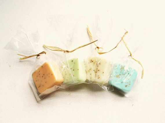 100 Wedding Favors or Party Favors Soap by kitschandfancy on Etsy, $140.00