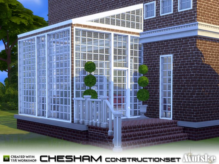32 Best Sims 4 Windows And Doors Images On Pinterest