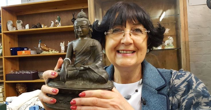 Record breaking profit on Antiques Road Trip as bronze Buddha makes thousands