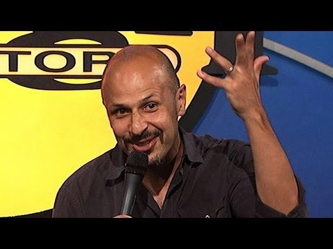 Maz Jobrani may actually be a terrorist decoy at the Laugh Factory in Hollywood, CA. See more exclusive videos of Maz on http://LaughFactory.com Follow us: http://twitter.com/thelaughfactory Like us: http://facebook.com/LaughFactory