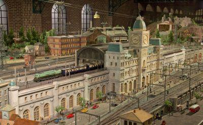 原鉄道模型博物館 キッズ みなとみらい ファミリー 電車 横浜 ジオラマ