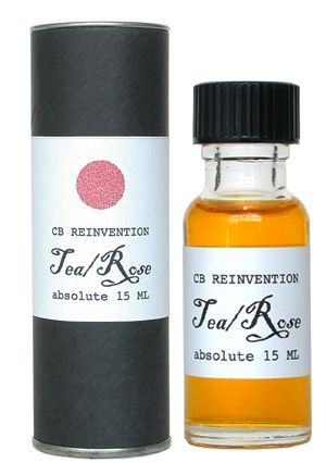 "Tea/Rose by CB I Hate Perfume  features notes of tea & rose. ""Nicely done mix of roses and tea. Moderately sweet floral fresh wonderfully combined with dry herbal tea substance. Drydown is clean, soapy and less sweeter as the time goes buy"""