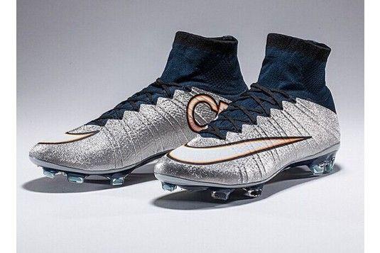 nike mercurial superfly cr fg metallic silver   2015 Nike ...