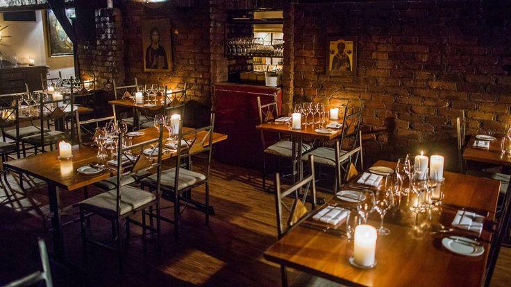 Anmeldelse: Klosteret i Oslo har vært romantisk i 20 år. #restaurantguiden #smak