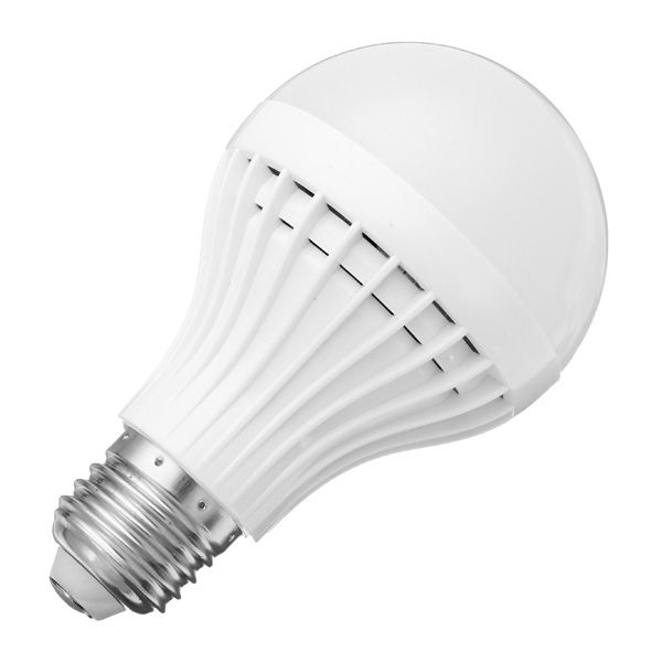 E27 5 Вт Белый Светодиодная Лампа Микроволновая Печь Радар Человеческого Индукции Коридор Коридор Гараж 5 Вт Переключатель Энергосберегающие Лампа