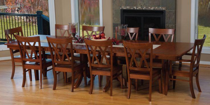 8 person farmhouse table - Google Search
