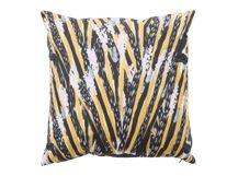 Elixir Cushion 45 x 45cm, Ochre Yellow and Pink
