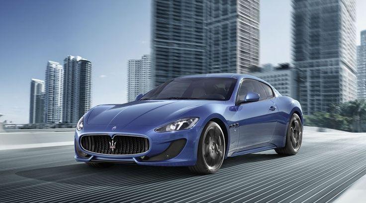 #Maserati Granturismo Sport (2012)