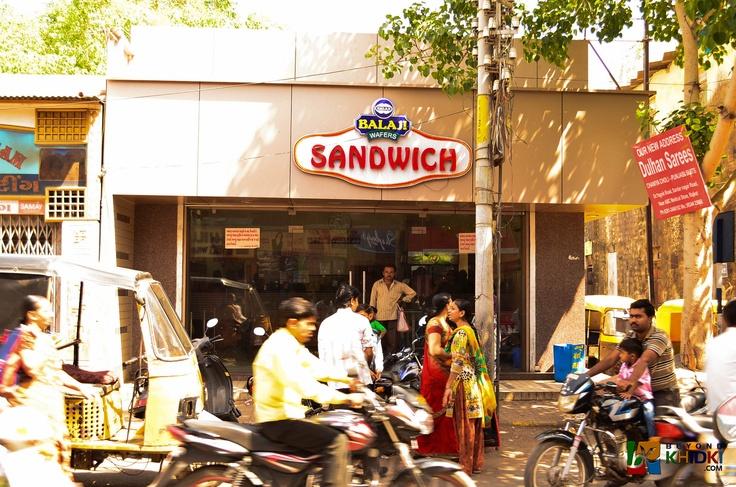 Balaji Sandwich - Shop