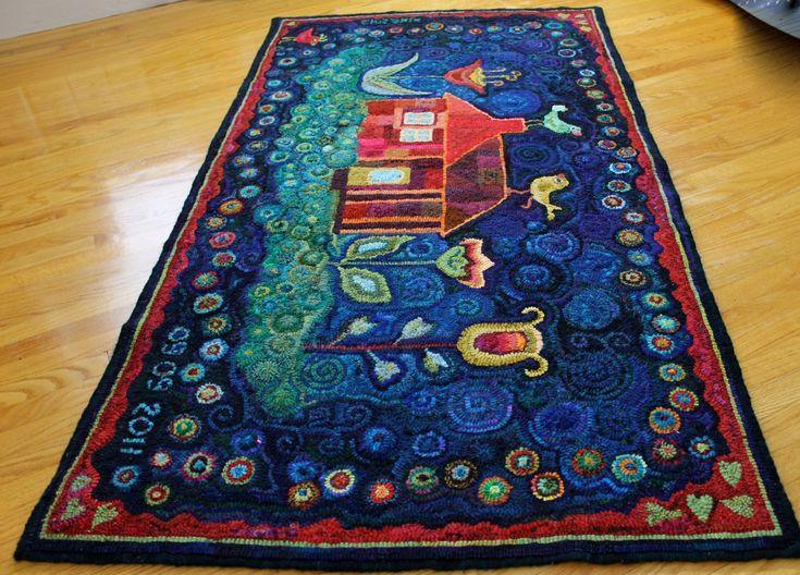 rug hooking - Google Search