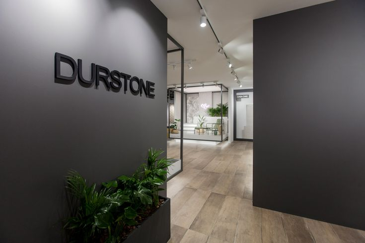 Durstone stand for Cevisama 2018