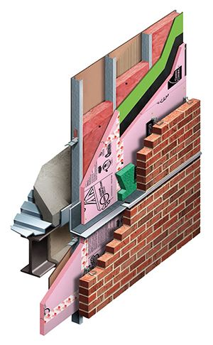 steel stud for masonry - Google Search
