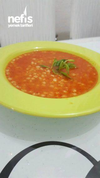 Vitaminli Buğday Çorbası