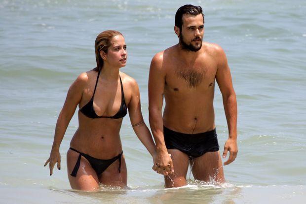 Paloma Duarte y Bruno Ferrari