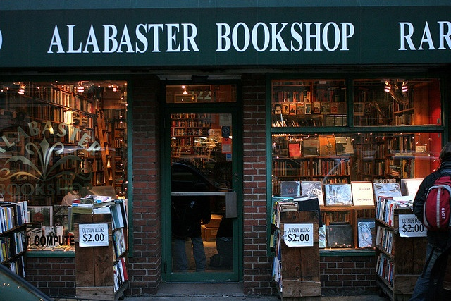 Alabaster Bookshop in New York City