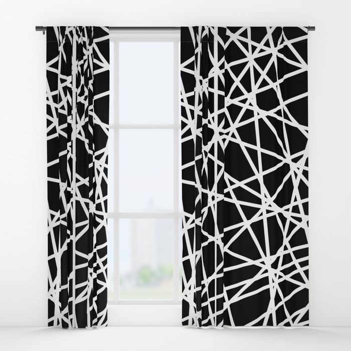 Buy Lazer Dance B&W 1 Window Curtains by bitart. Worldwide shipping available at Society6.com. Just one of millions of high quality products available.