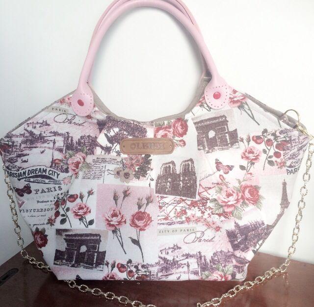 #city tote #olenji #vintage bag