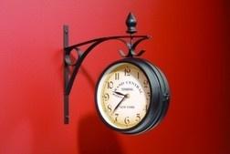 New York Railway Clock - Jysk sales flyer May 2nd - May 8th